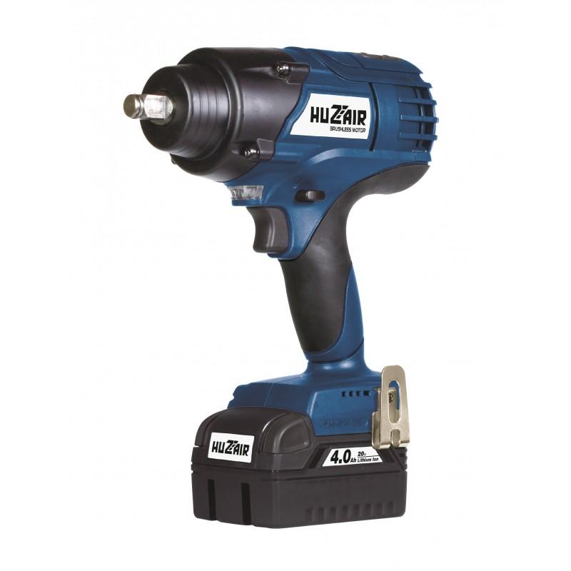 """Brushless cordless Impact Wrench 1/2"""""""